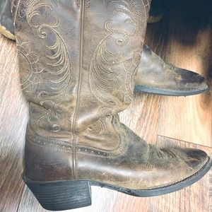 Justin Magnolia Boots